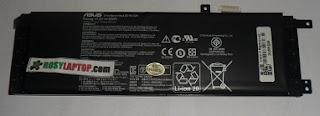 Baterai Asus X453