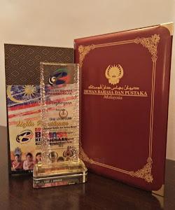 Trofi Penggiat Bahasa dan Susastera Melayu Negeri Perak 2016