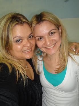 Eu e Angélica Zuca
