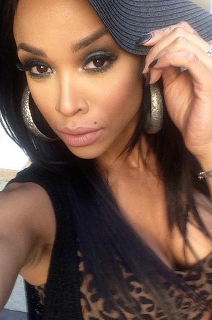 Welcome to Linda Ikeji's Blog: Reality star Masika Tucker ...