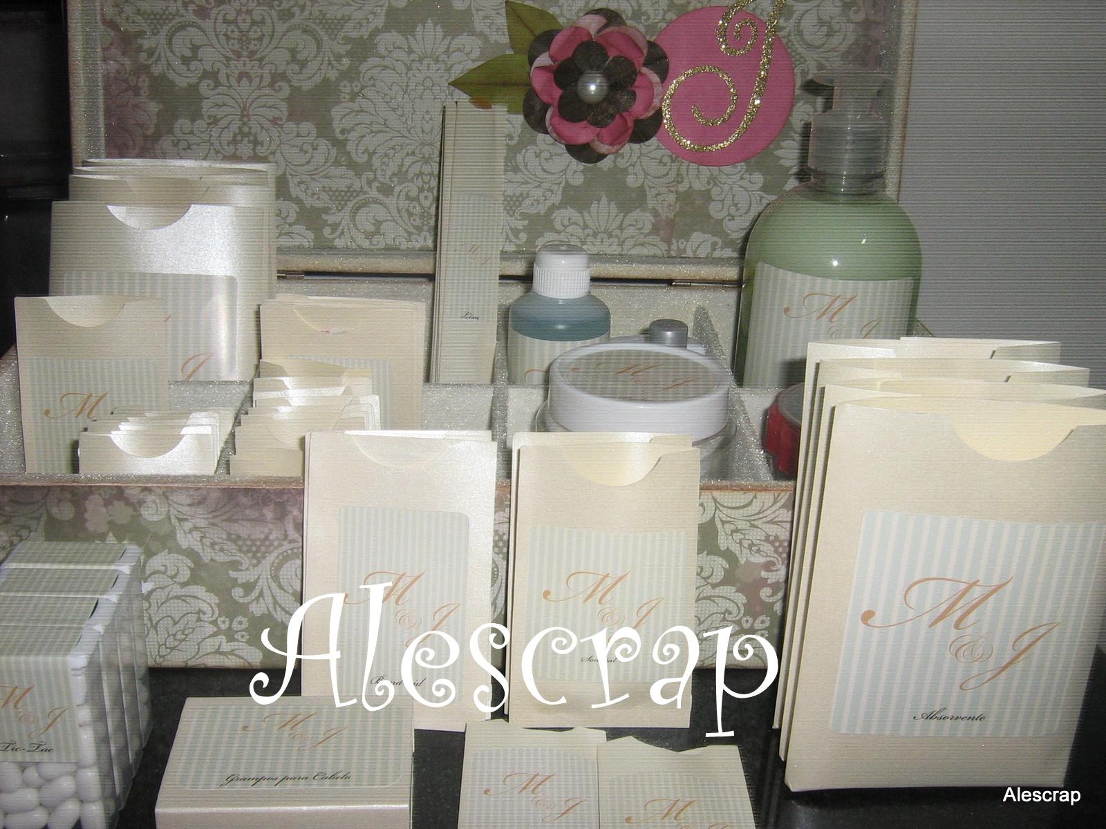 Ale scrap: Kit banheiro para Casamento #82495A 1600 1200