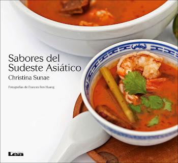"""Libro """"Sabores del Sudeste Asiático"""""""