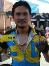 Faizal Alma - Team rider