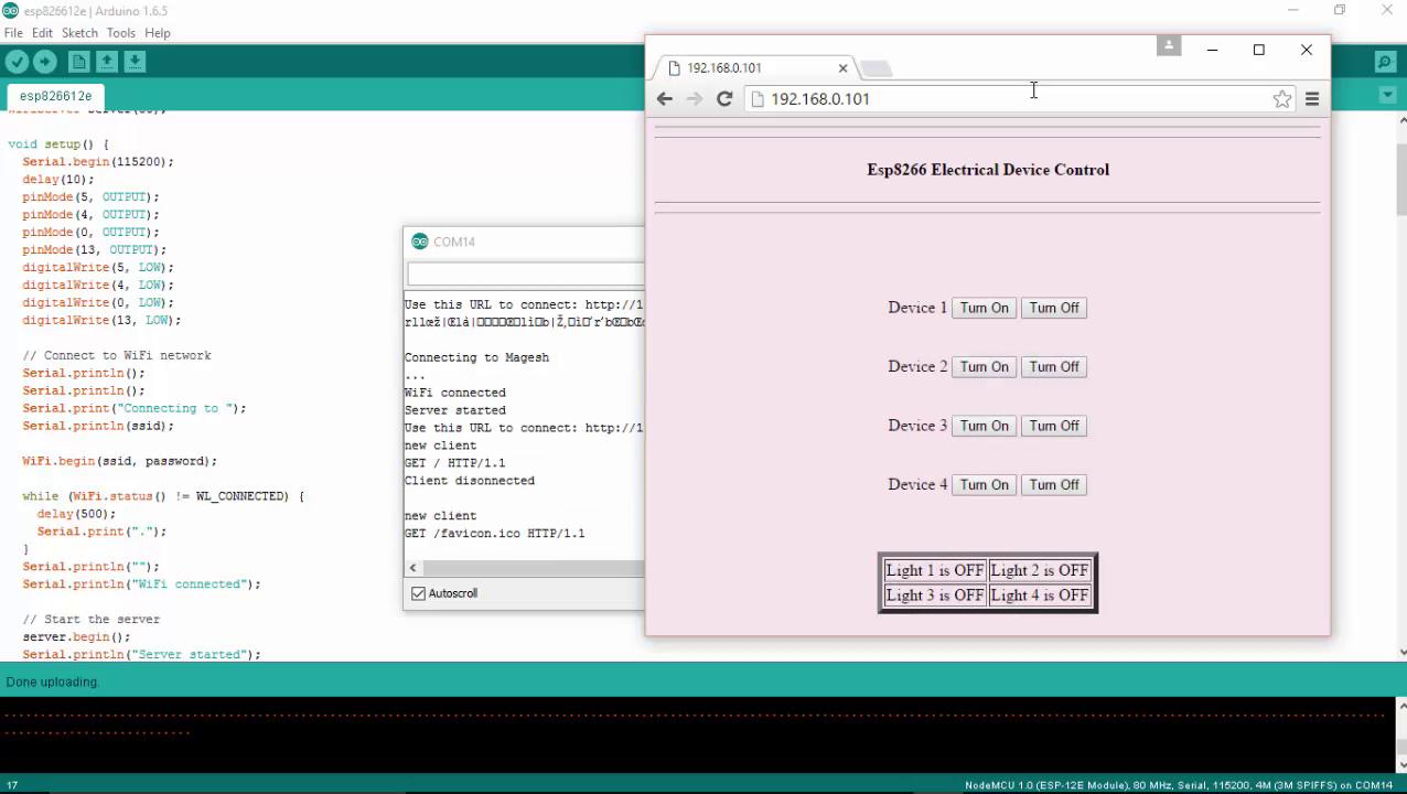 Arduino nodemcu download