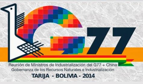 Bolivia confirma para el 28 y 29 reunión de ministros del G77+China en Tarija