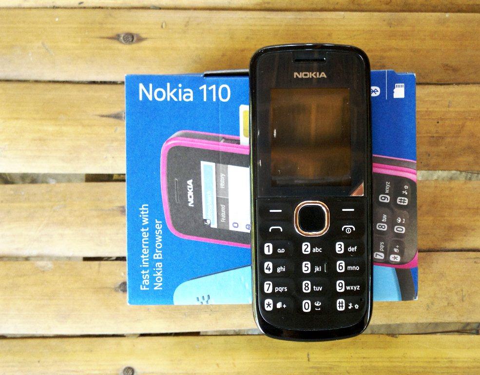 nokia 110  device software