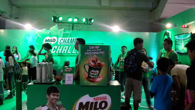 milo, nestle wellness expo, lifestyle blogger, health wellness blogger, pisceanrat,