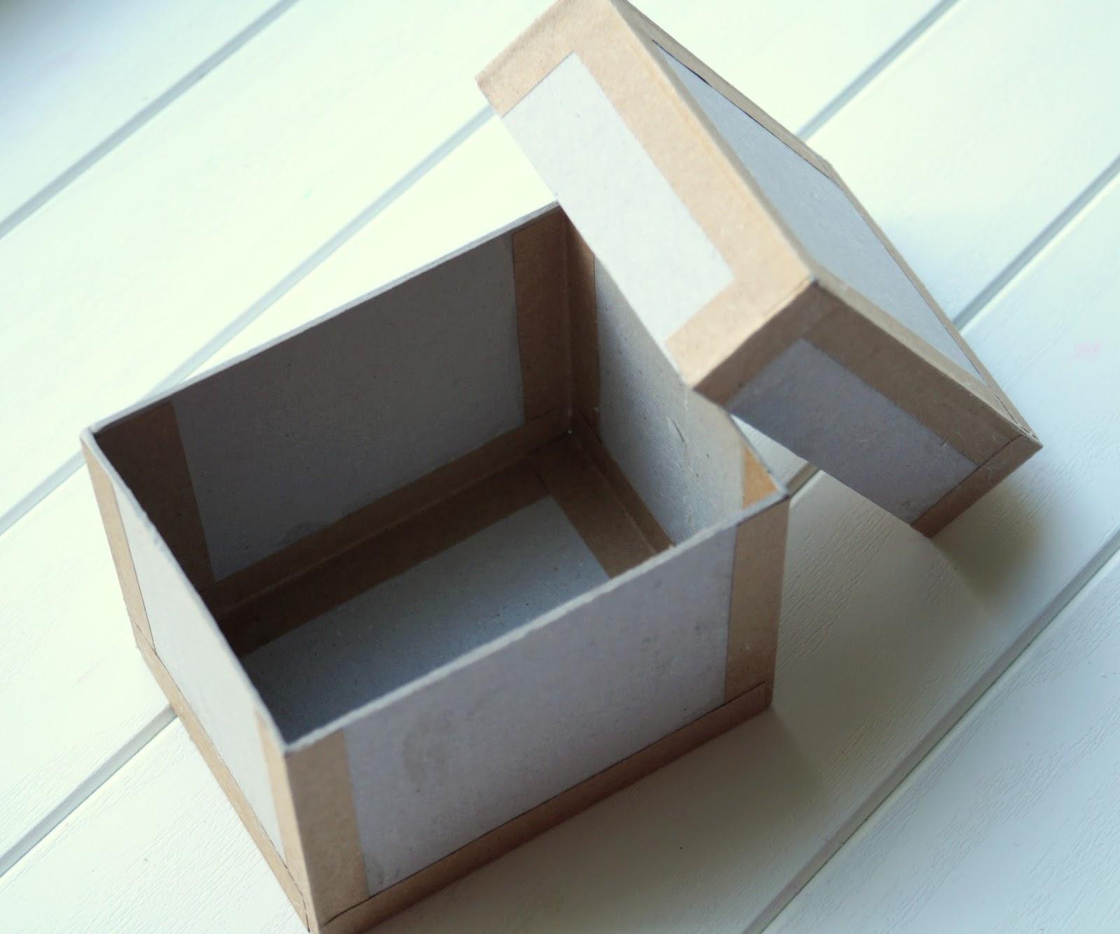 Коробочки для подарков своими руками DIY и мастер-классы 2