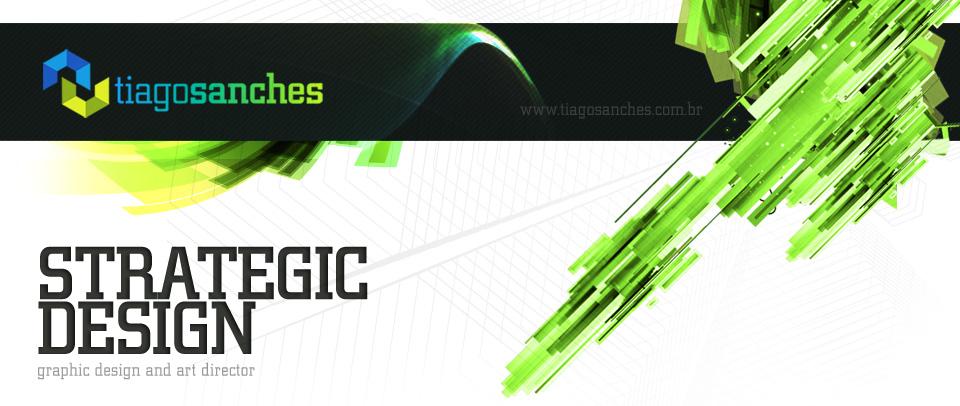 TIAGO SANCHES | Designer Gráfico