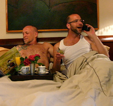 from Troy toronto gay bed and breakfast