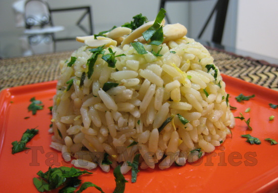 Lemon Rice PilafLemon Rice Pilaf