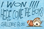 January 2012 - Winner Whoopee!!