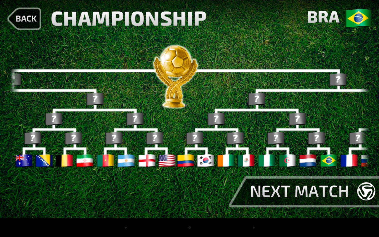 لعبه كأس العالم بالبرازيل 2014