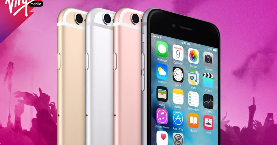 iPhone 6s coming to Boost and Virgin - Will The Virgin One Ever Be In-Stock? | Prepaid Phone News