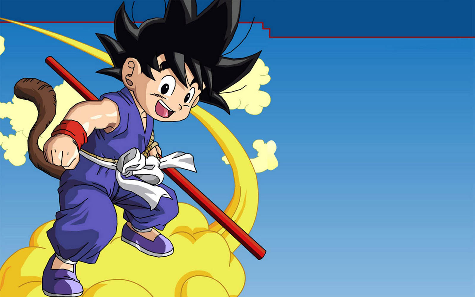 Dragon Ball HD & Widescreen Wallpaper 0.11838893235688