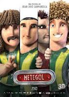 Futbolín (Metegol) (2013) [Latino]
