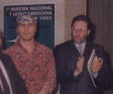 COMPARTIENDO JURADO CON LEONARDO FAVIO