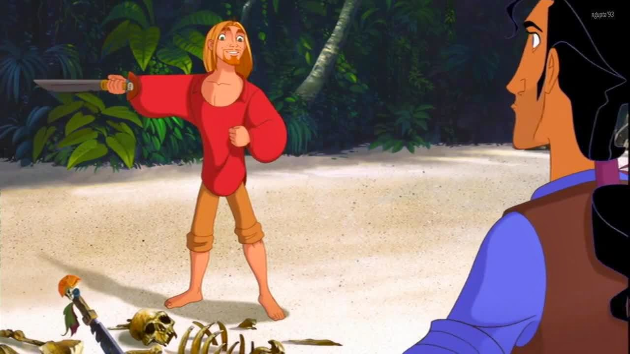 The Road to El Dorado 2000  Hin-Eng