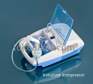 Obat Nebulizer Combivent