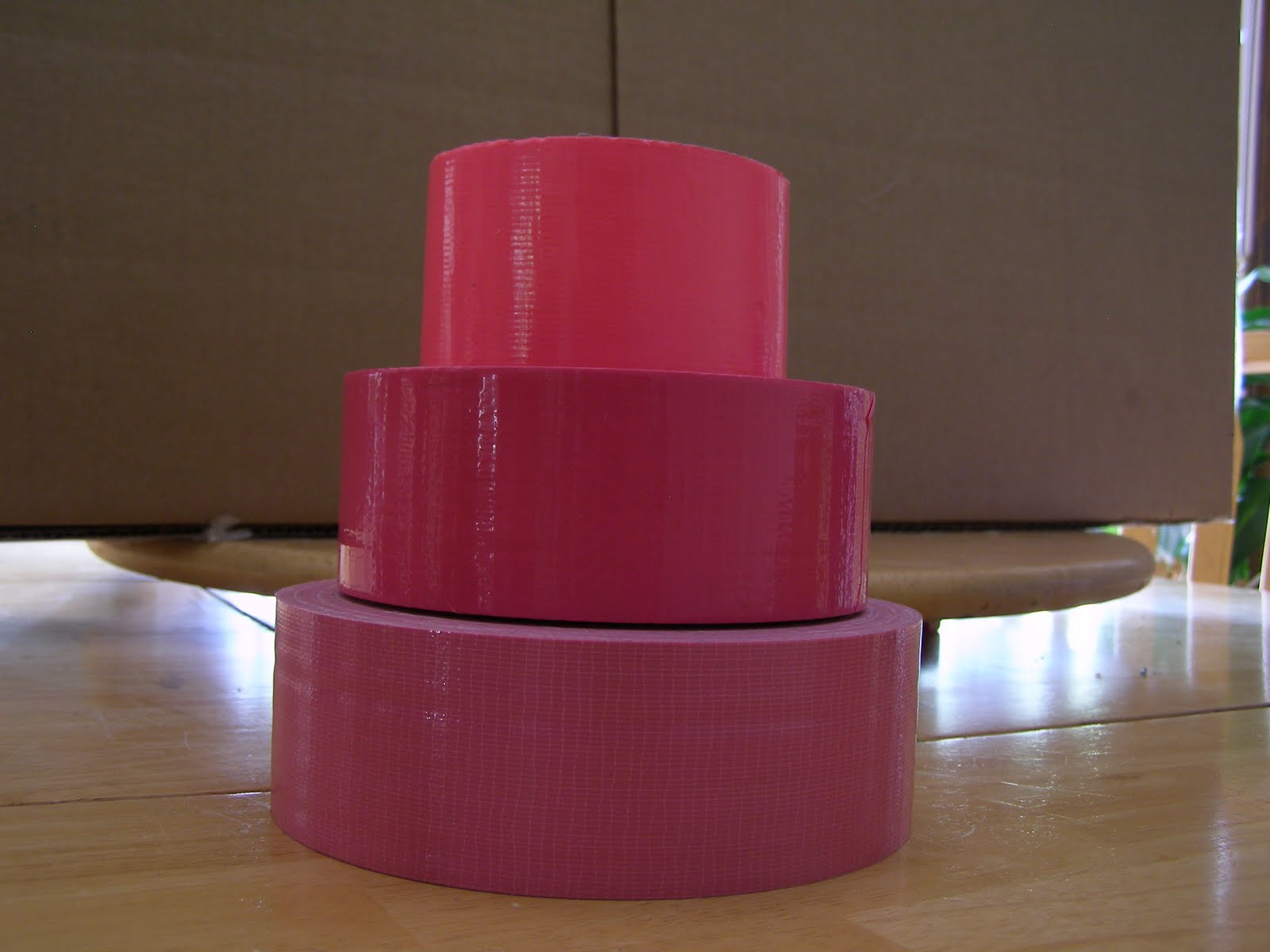 Updated duct tape colors