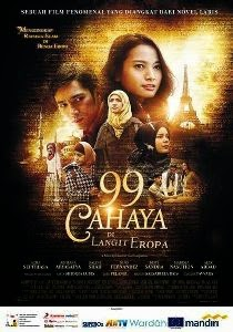 99 Cahaya di Langit Eropa (2013) DVDRip 480p 500MB Ganool