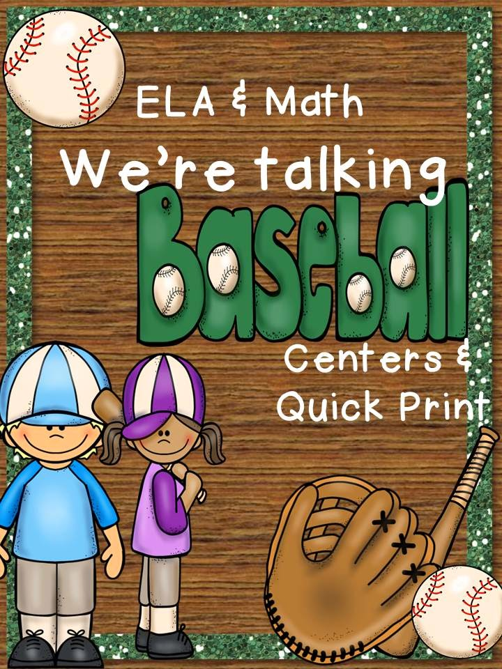 http://www.teacherspayteachers.com/Product/Were-Talking-Baseball-913658