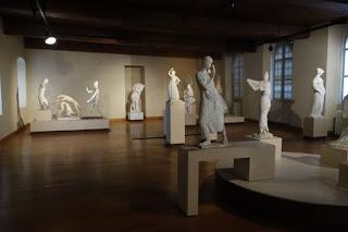 Pescia Italy Gipsoteca Libero Andreotti Sculpture