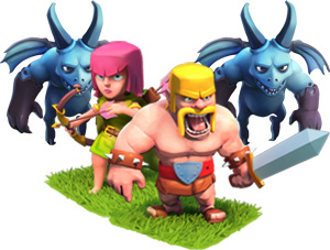 Tips Farming Clash of Clans Menggunakan Strategi B.A.M