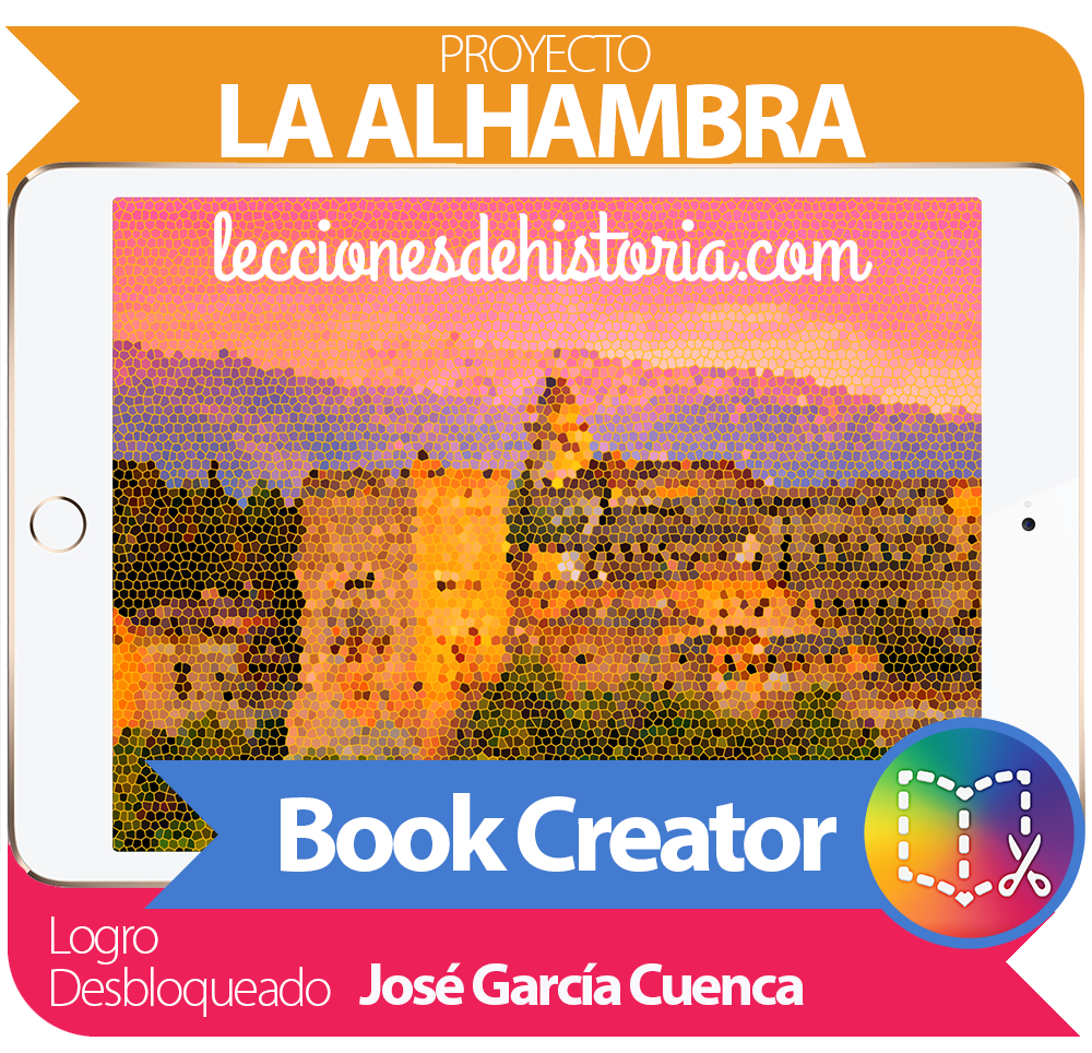 Insignia Proyecto La Alhambra