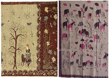 Istilah Batik Belanda ini timbul karena yang membuat batik-batik itu ...