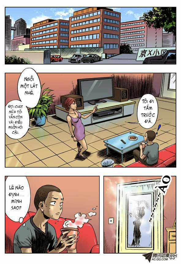 Trung Quốc Kinh Ngạc Tiên Sinh chap 4 - Trang 4