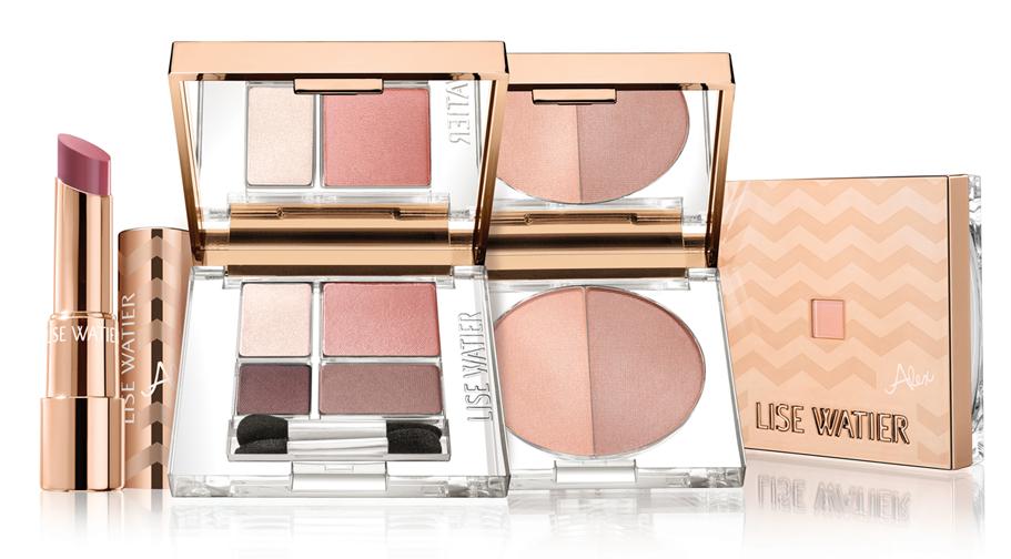 AlexFashionBeauty aura sa collection de maquillage chez Lise Watier