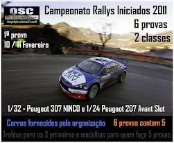 Campeonato Rallys Iniciados 2011 1ª prova