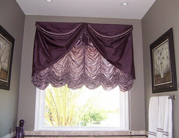 French curtains design