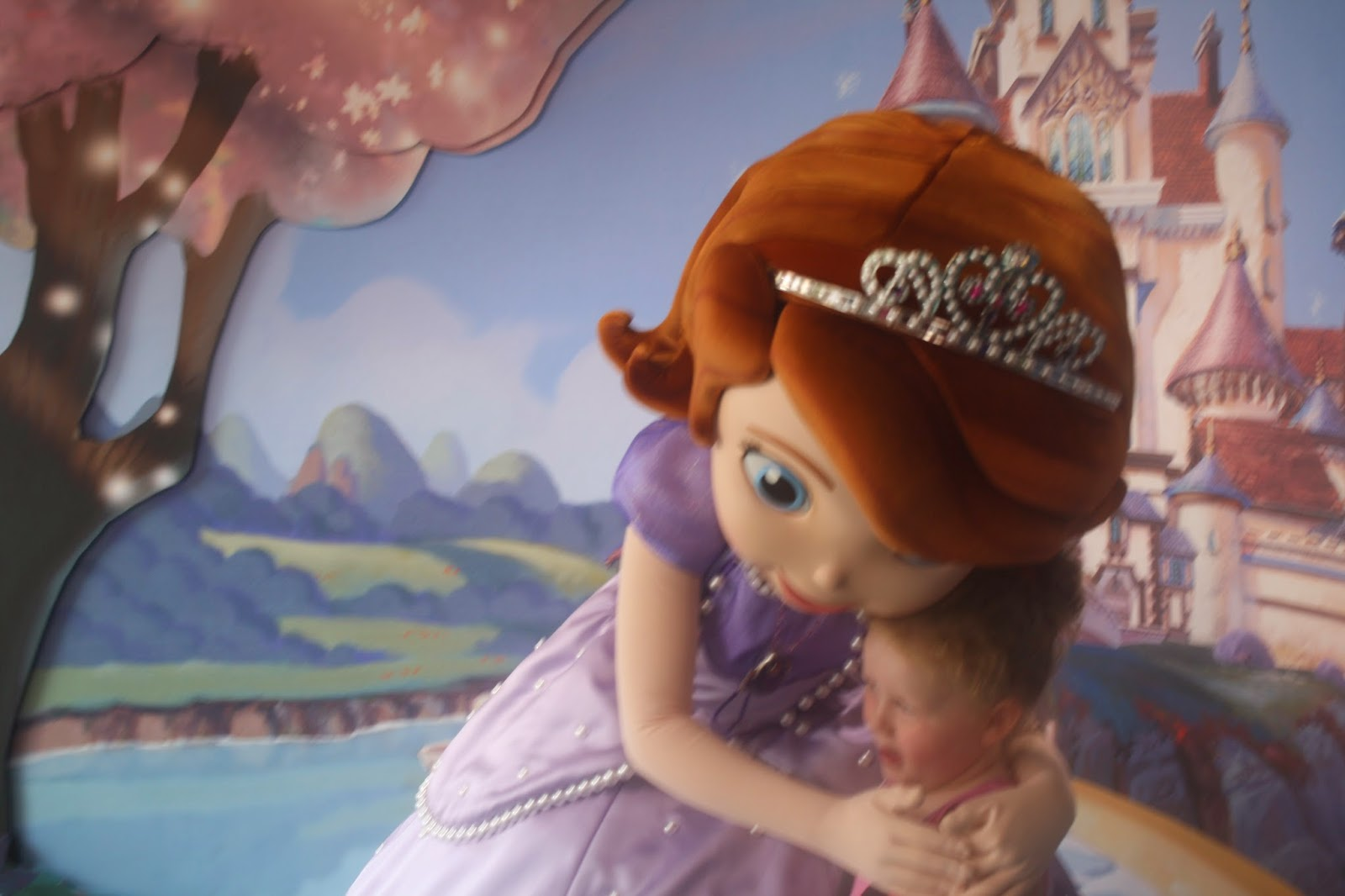 Disney vacation doctor disneyjunioropia how to meet your favorite there was no previous meet and greet for doc mcstuffins sofia the first does already have a meet and greet just outside the disney junior live attraction kristyandbryce Images