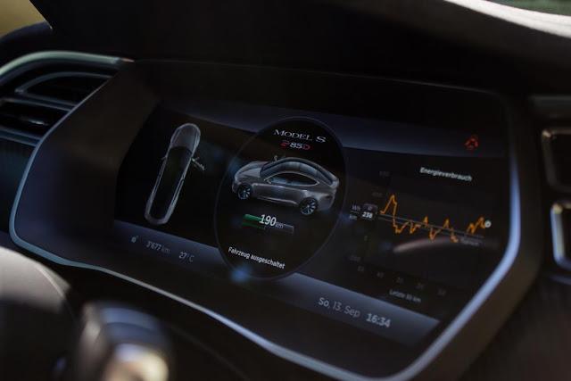 Tesla Board