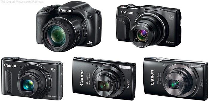 Harga Kamera Canon IXUS 255 HS, 135, 132 Terbaru 2015
