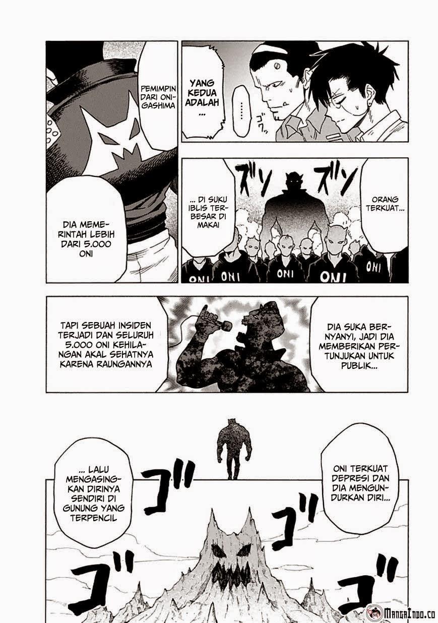 Dilarang COPAS - situs resmi  - Komik blood lad 055 - chapter 55 56 Indonesia blood lad 055 - chapter 55 Terbaru 27|Baca Manga Komik Indonesia|