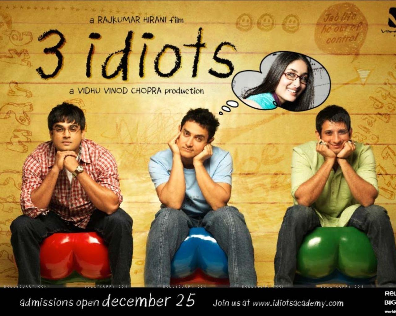 Three Idiots - Rotten Tomatoes