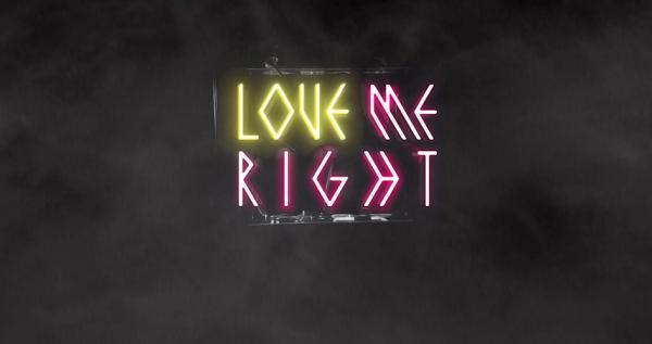 Lirik Lagu EXO - LOVE ME RIGHT [Romanization, Indonesia Translate]