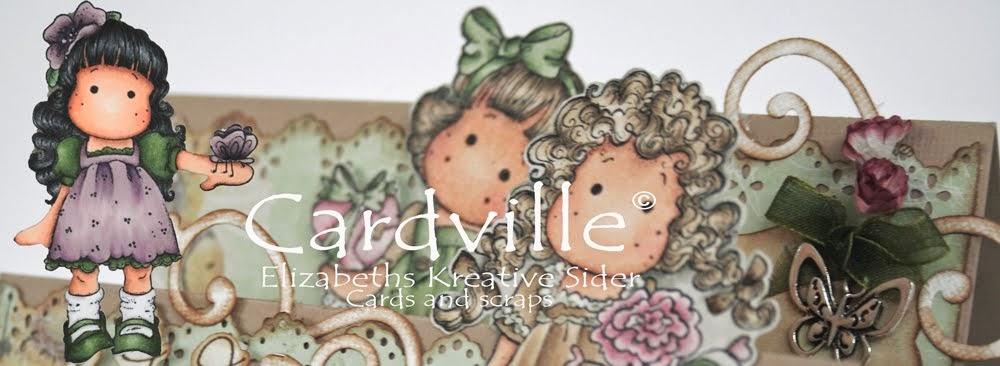 Cardville-  Elizabeths Kreative sider