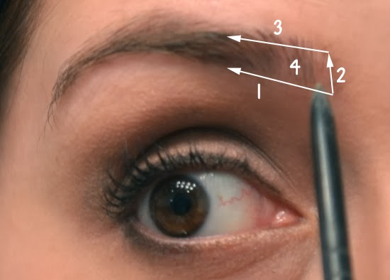 """Have you ever heard of a makeup artist call eyebrows the """"frame for your eyes""""? It's amazing how much of a difference great eyebrows can make!"""
