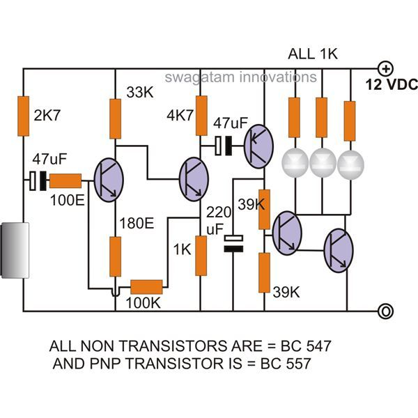 Hobby Electronic Circuits: Simple Touch Sensitive Switch Circuit