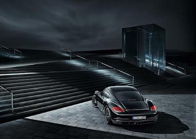 Porsche-Cayman-S-Black-Edition-10-HP-Back-Top-Angle