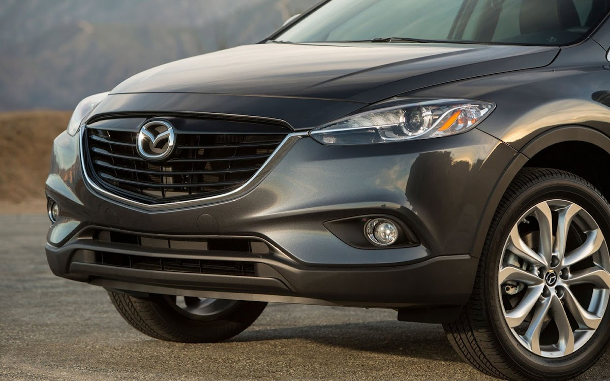 2013 Mazda CX 9 Widescreen HD Wallpaper