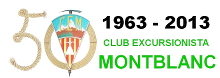 Club Excursionista Montblanc - 50 anys