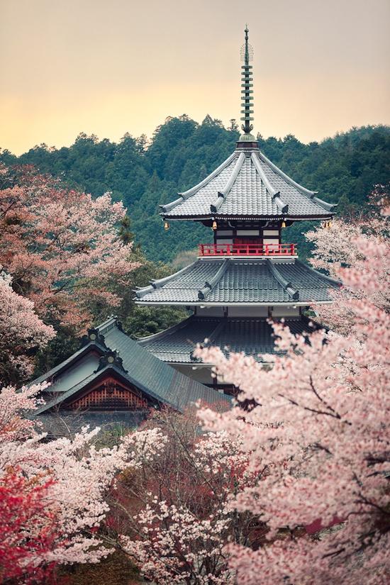 Kinpusen-ji, Yoshino, Nara