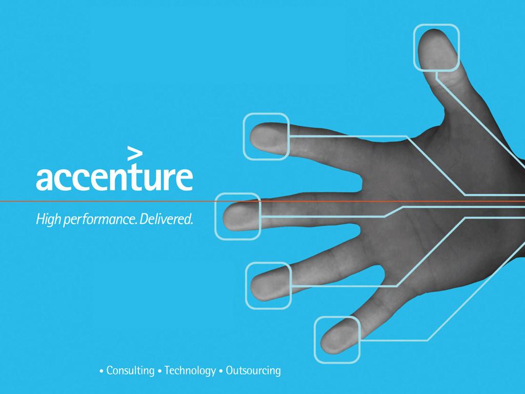 Accenture SuccessStory