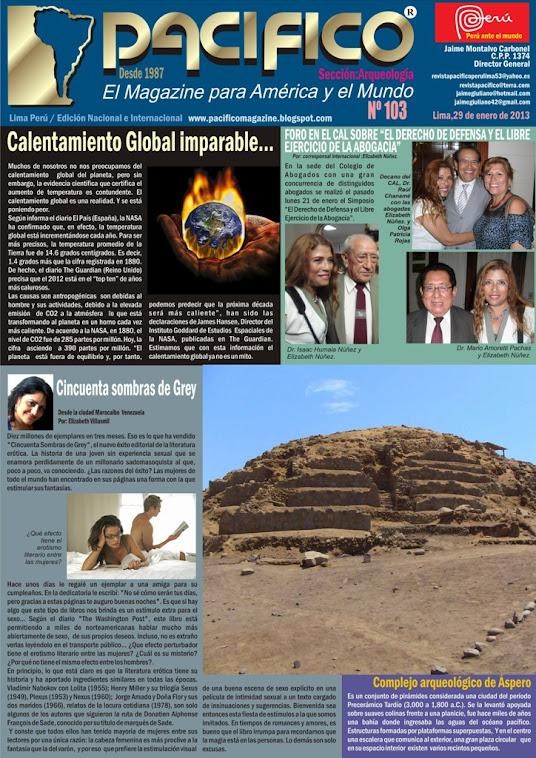 Revista Pacífico Nº103 Arqueología