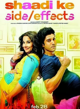 Shaadi Ke Side Effects (2014) DVDRip New Hindi Full Movie Watch Online HD Free Download
